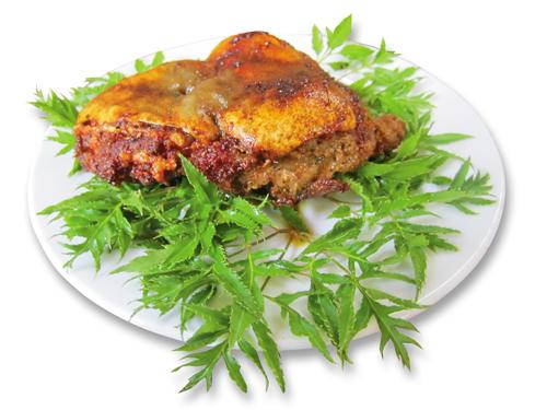 Thịt dê nướng tảng